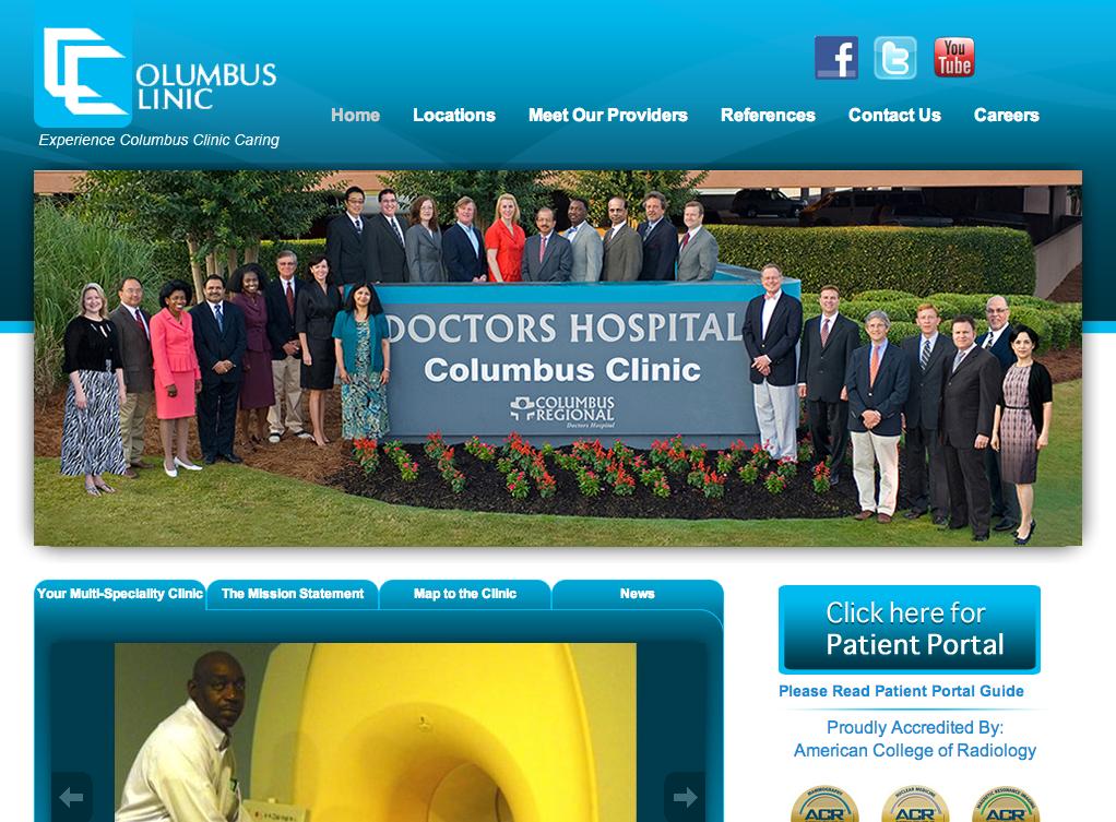 Columbus Clinic    Multi Specialty Clinic   Columbus GA
