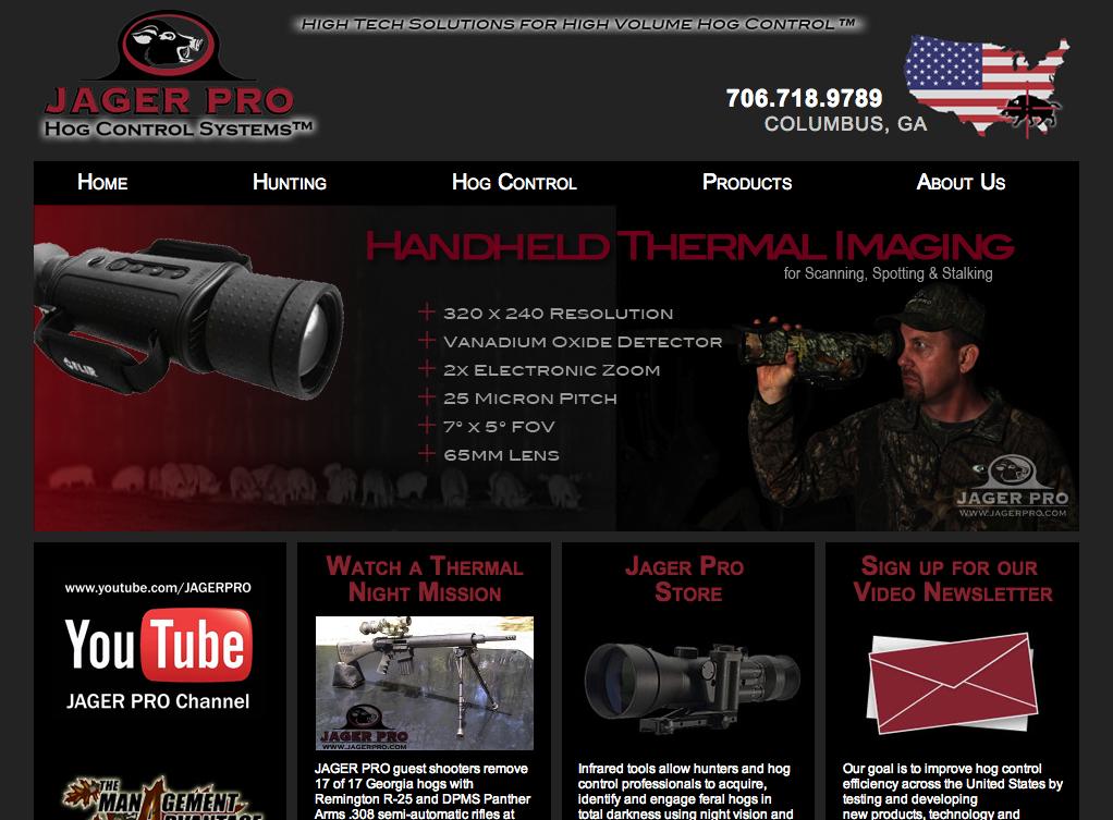 Feral Hog Hunts   Hog Hunting Equipment in GA   AL   Jager Pro