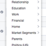 New Facebook Targeting Options for Advertisers