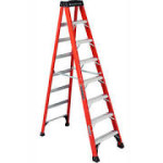 Orange Ladder Symbolozing the 8 Steps to Start Business Blog