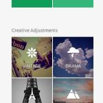 Google Plus Photos Editing Tools