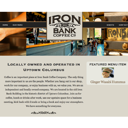 Iron Bank Coffee Co.