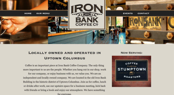 Iron Bank Coffee Company