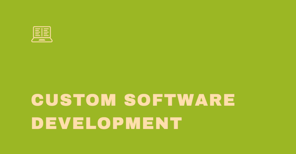 TracSoft offers custom software development for businesses