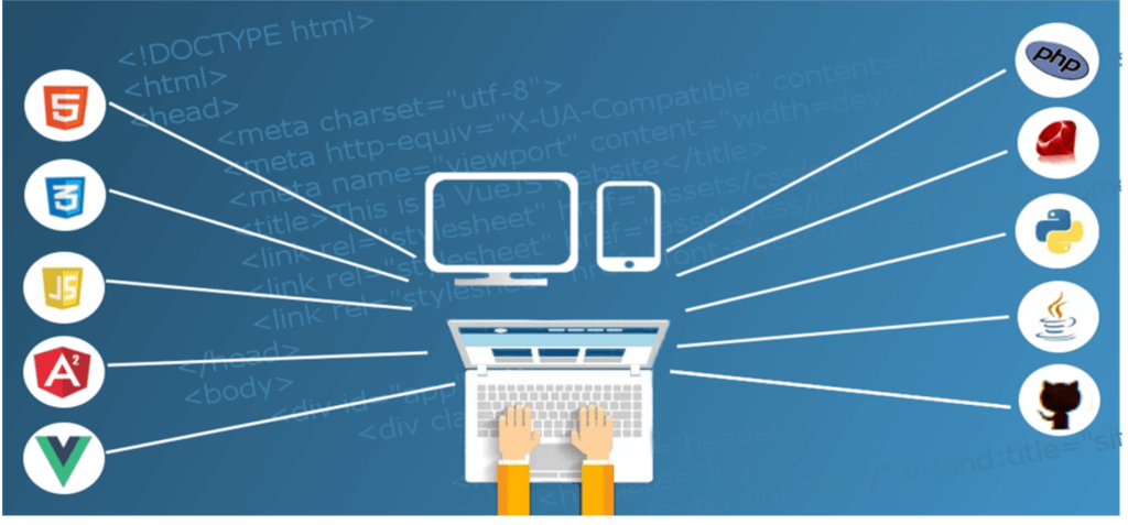 TracSoft's web developers build beautiful, functional websites