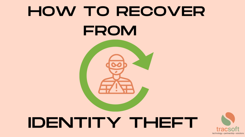 How to recover from identity theft
