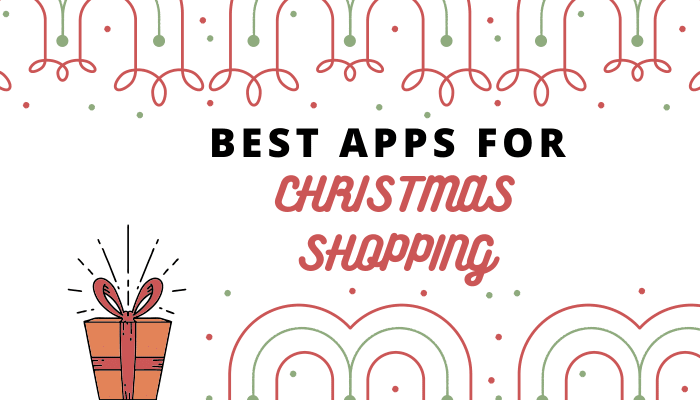 shopping apps for the 2020 holidays
