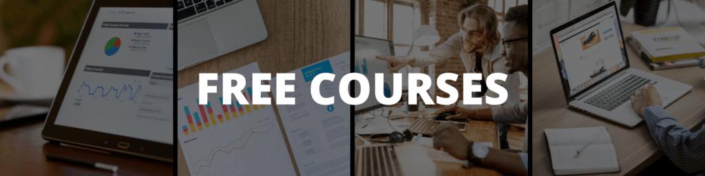 free google analytics courses