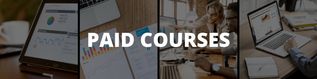 paid google analytics courses