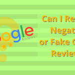 Can you get a Google Review removed?
